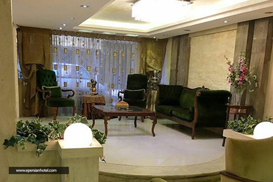 هتل میچکا مشهد لابی