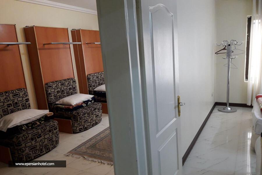 هتل آپارتمان میلاد مشهد اتاق شش تخته