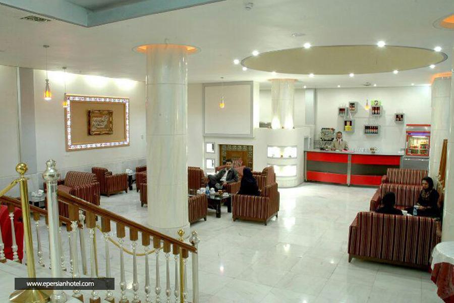 هتل مینو مشهد لابی