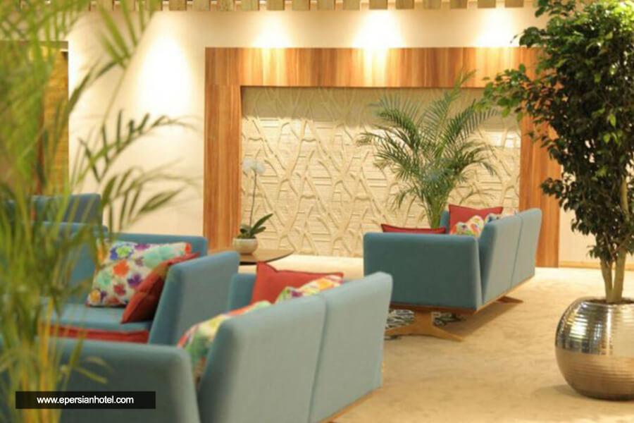 هتل چهار ستاره میزبان بابلسر لابی