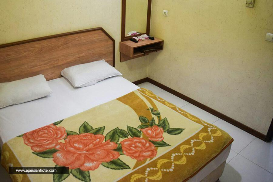 هتل آپارتمان معجزه مشهد اتاق دابل