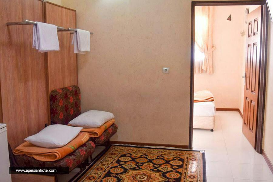 هتل آپارتمان معجزه مشهد اتاق چهارتخته