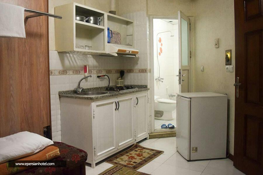 هتل آپارتمان معجزه مشهد آشپزخانه2