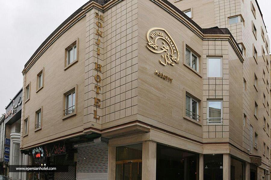 هتل منجی مشهد نما