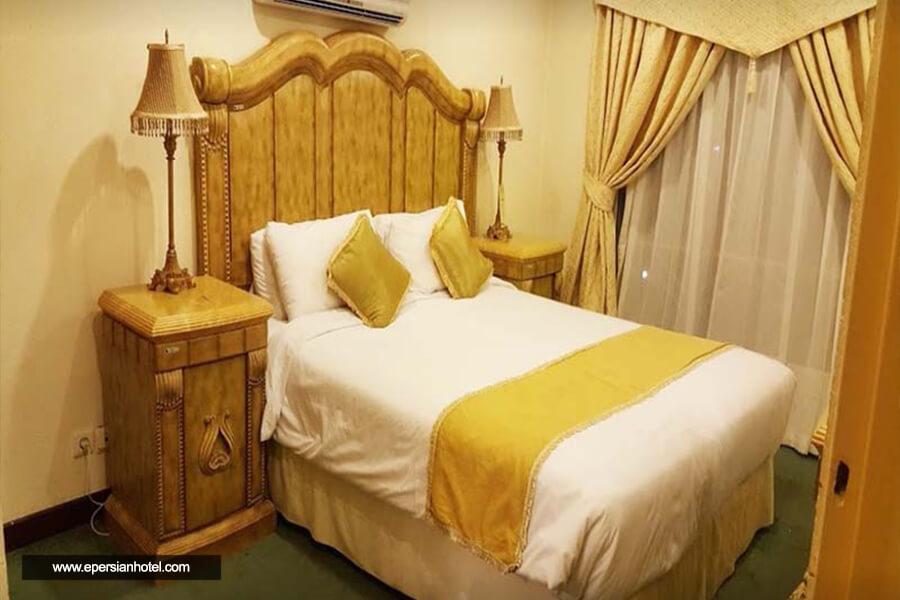 هتل مروارید خزر محمودآباد اتاق  دوتخته