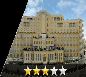 هتل شرکت نفت مشهد