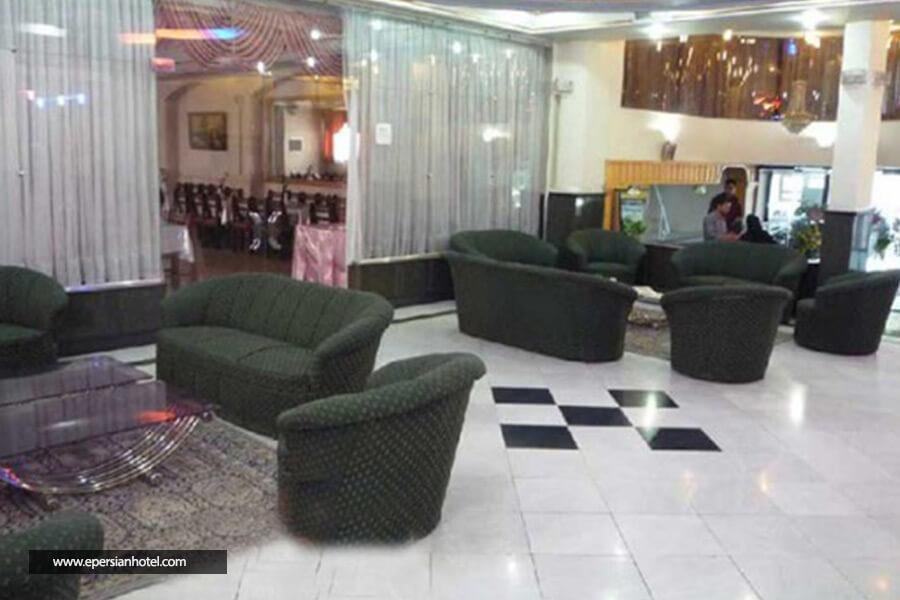 هتل ناهید مشهد لابی