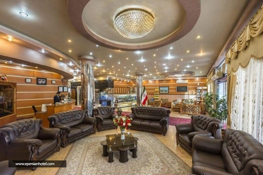 هتل آپارتمان نجف اشرف مشهد لابی