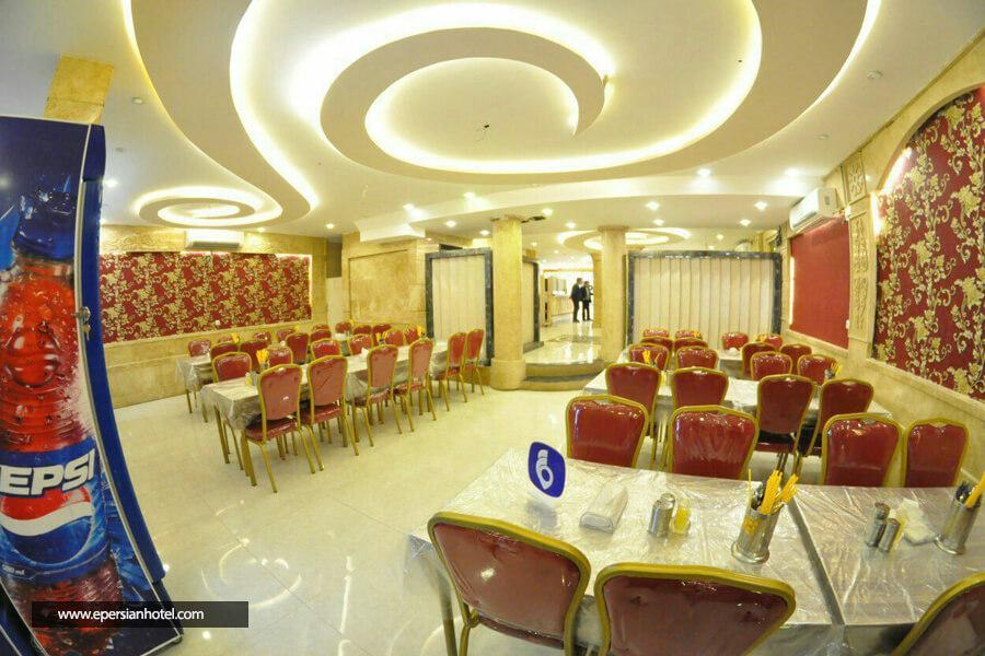 هتل نخل فردوس مشهد رستوران