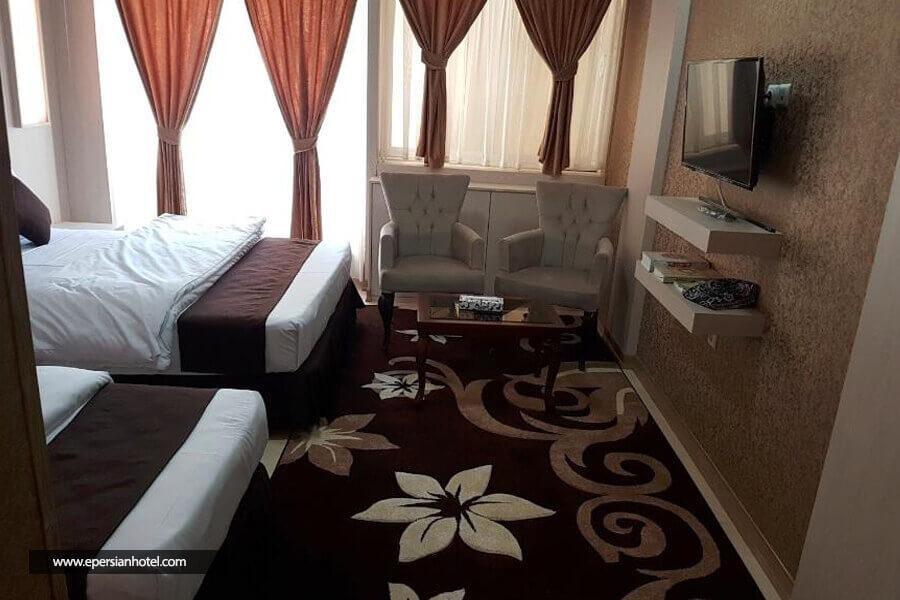 هتل نماز مشهد اتاق دو تخته