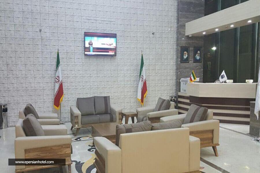 هتل نماز مشهد لابی