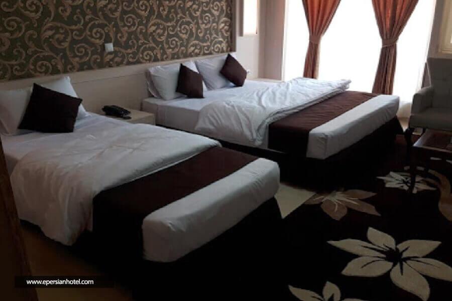 هتل نماز مشهد اتاق سه تخته
