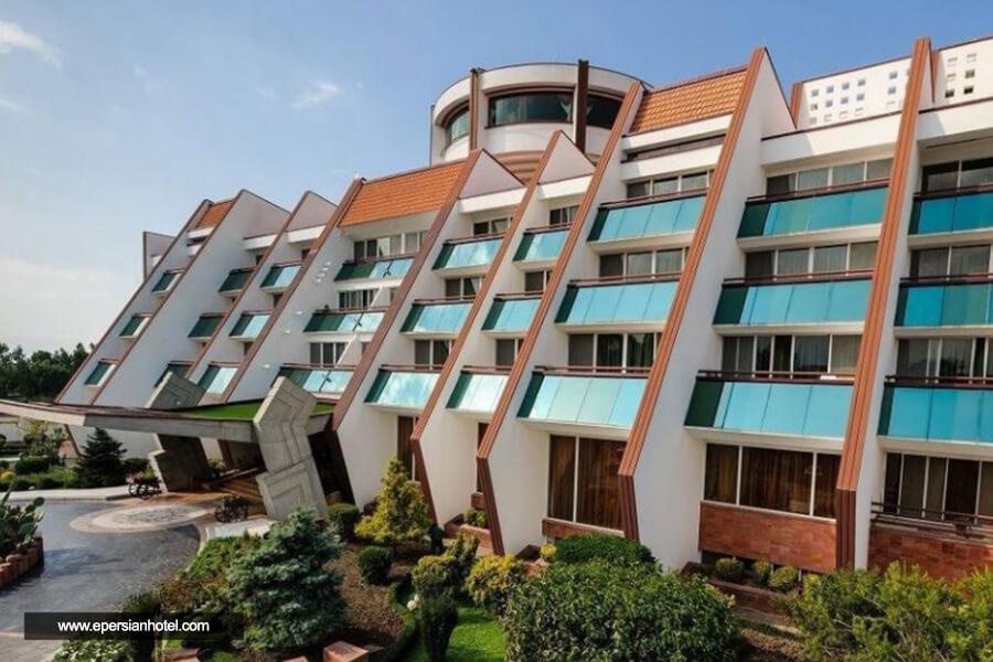 هتل نارنجستان نور نما