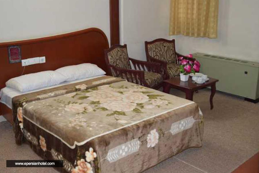 هتل نگین مشهد اتاق دو تخته