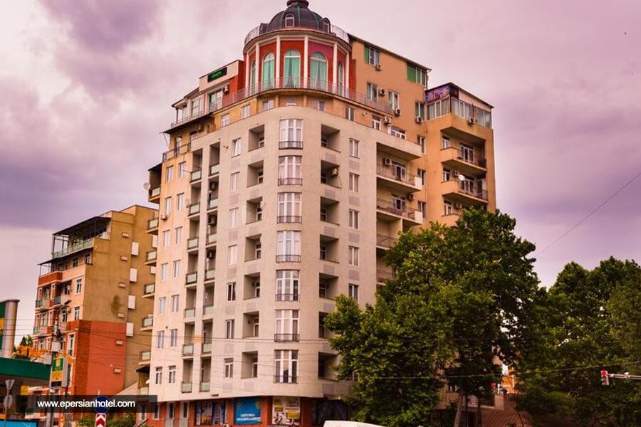 هتل نیو استار تفلیس نما