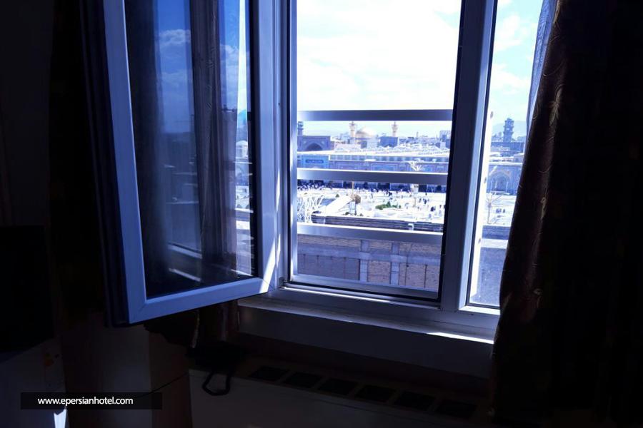 هتل آپارتمان نیکو مشهد اتاق