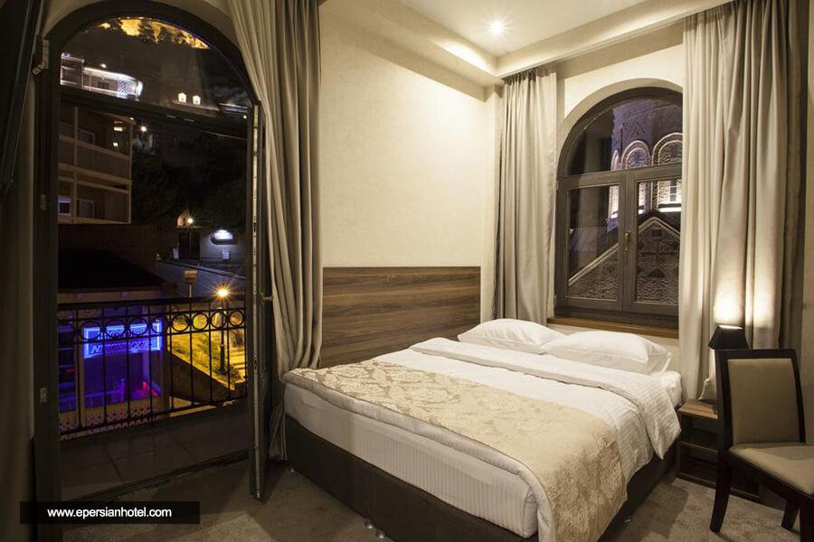 هتل اولد میدان تفلیس اتاق دو تخته