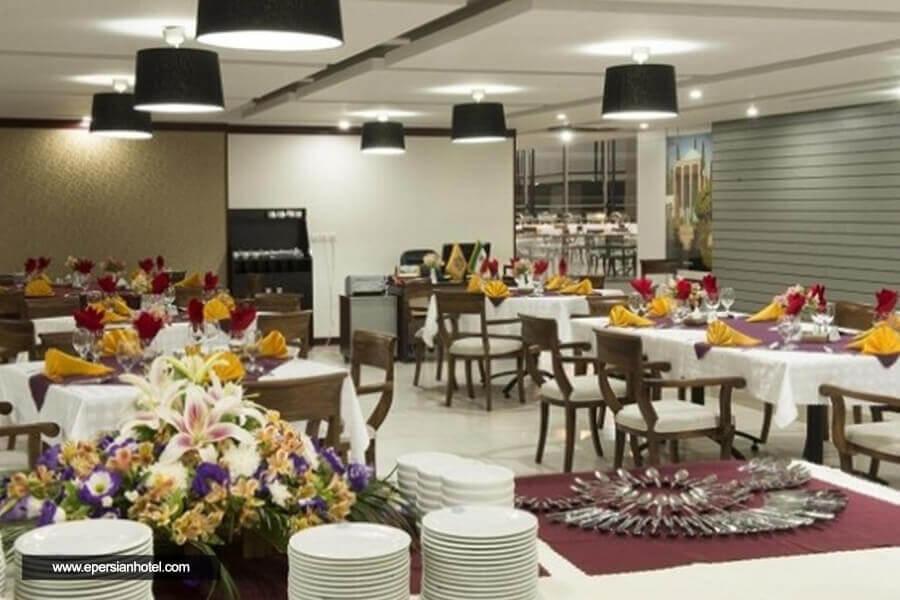 هتل آپارتمان امید مشهد رستوران