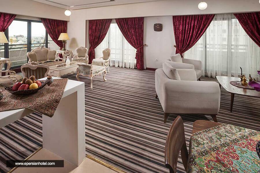هتل آپارتمان امید مشهد اتاق
