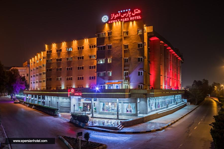 هتل پارس اهواز نما