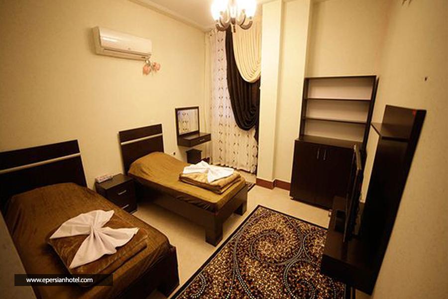هتل آفتاب اراک اتاق دو تخته
