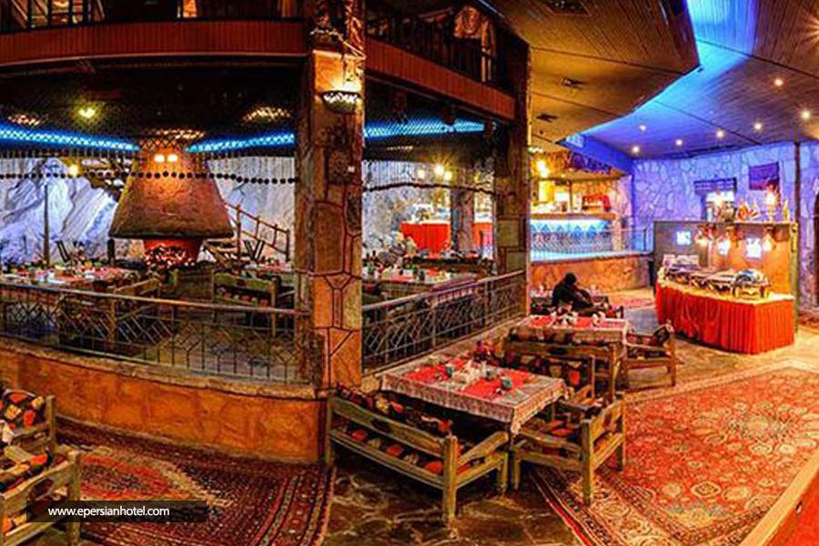 هتل امیر کبیر اراک رستوران