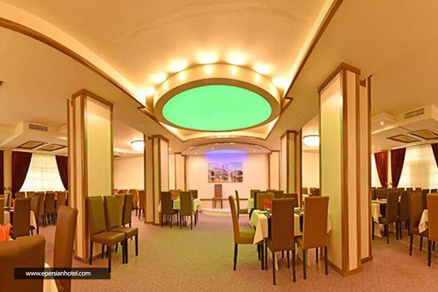 هتل بین المللی پیام اراک رستوران