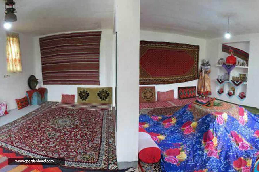 هتل اقامتگاه بومگردی باجیلار اردبیل اتاق