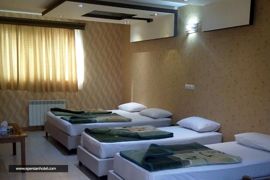 هتل نگین اردبیل اتاق چهارتخته