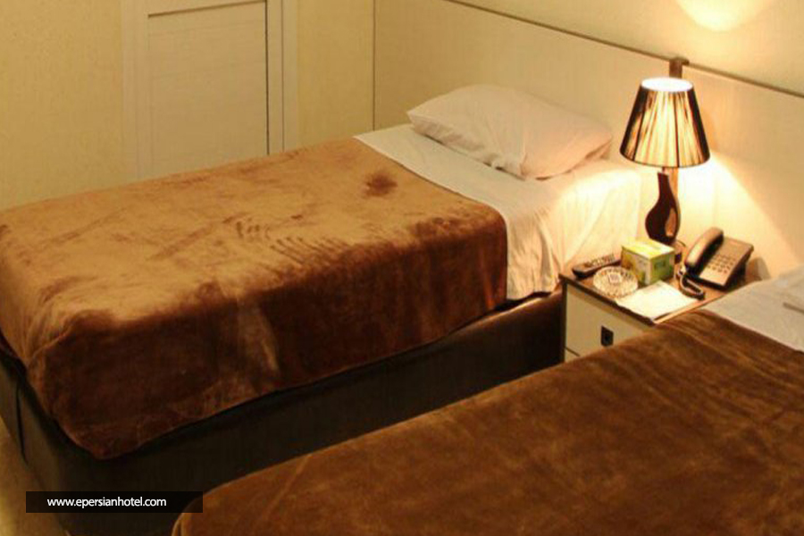 هتل آپادانا بندرعباس اتاق دوتخته