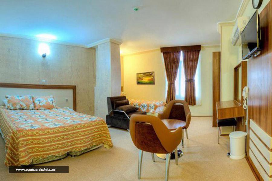 هتل ایران بندرعباس اتاق