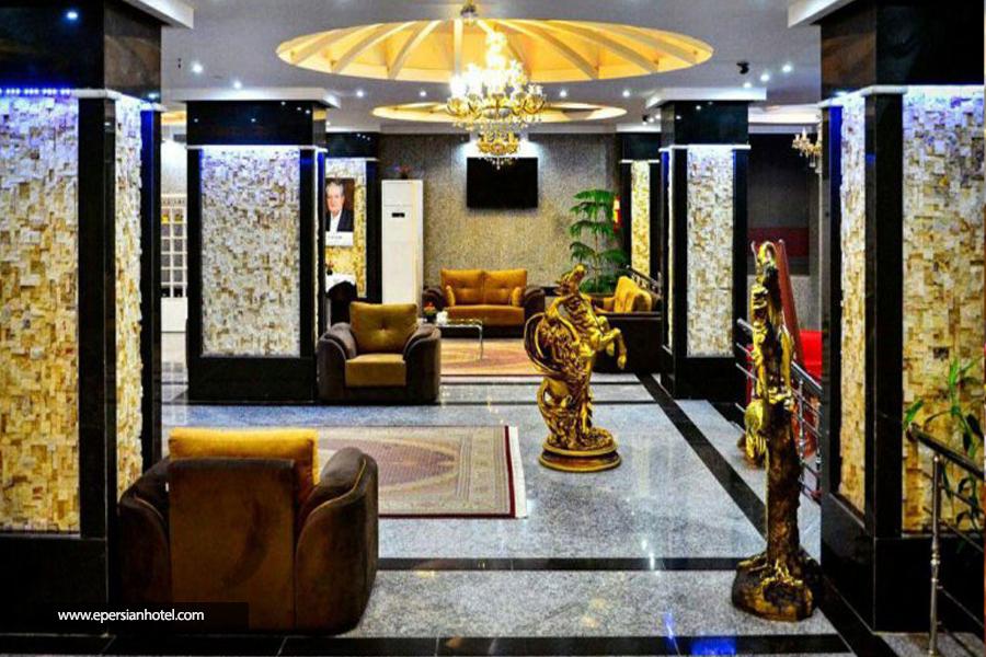 هتل ناز2 بندرعباس لابی