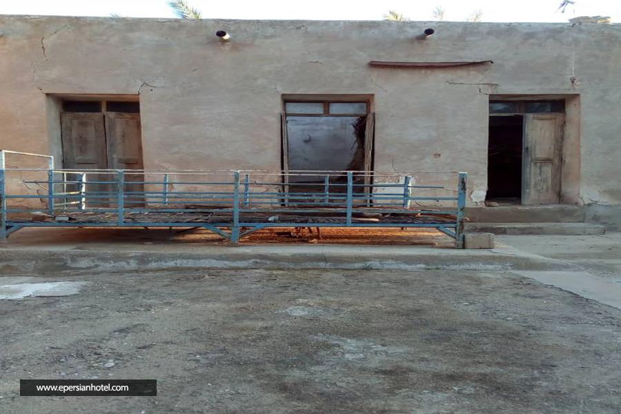 هتل اقامتگاه بومگردی دشت نمکی بوشهر نما