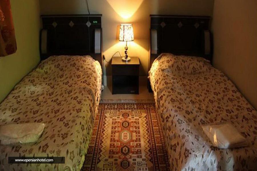 هتل آپارتمان هیرون بوشهر اتاق دوتخته