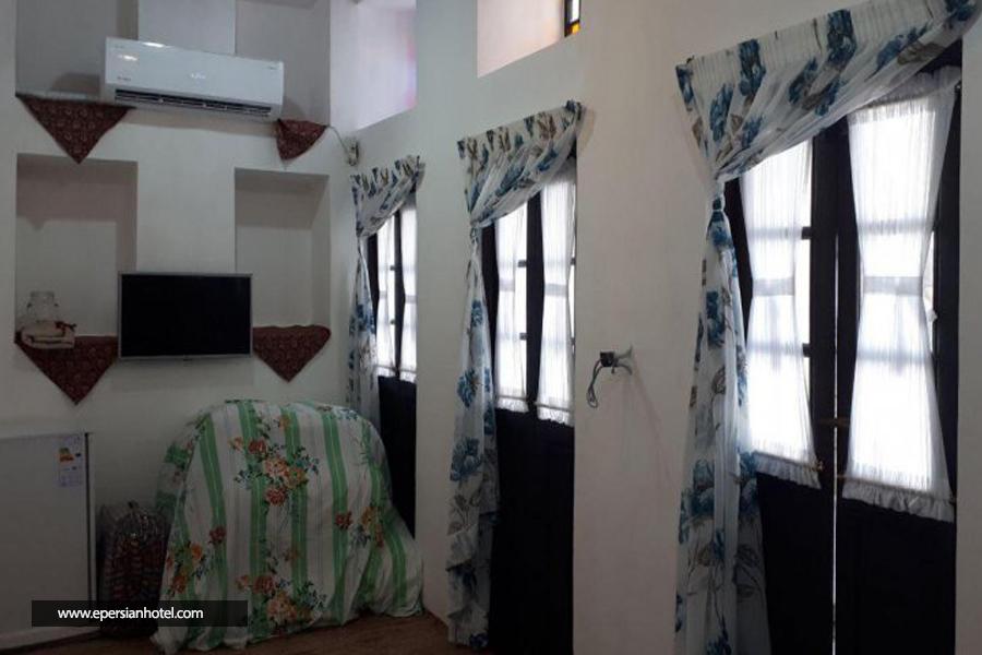 هتل اقامتگاه بومگردی مان همیشه سبز بوشهر اتاق