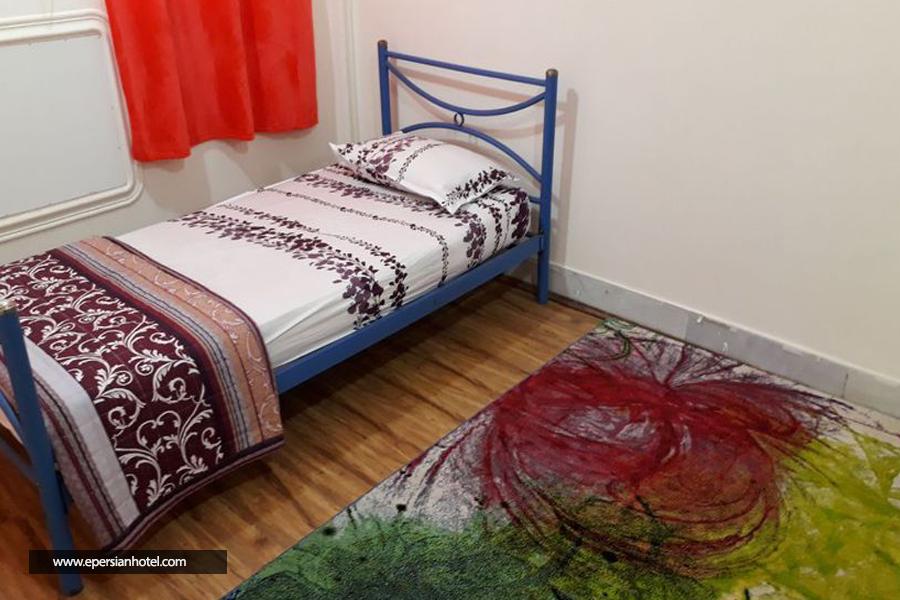 مجمتمع اقامتی ارکید بوشهر اتاق یک تخته