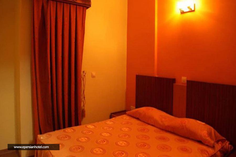 هتل آپارتمان پاسارگاد بوشهر اتاق