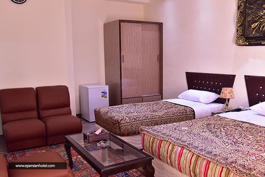 هتل پلاس بوشهر اتاق