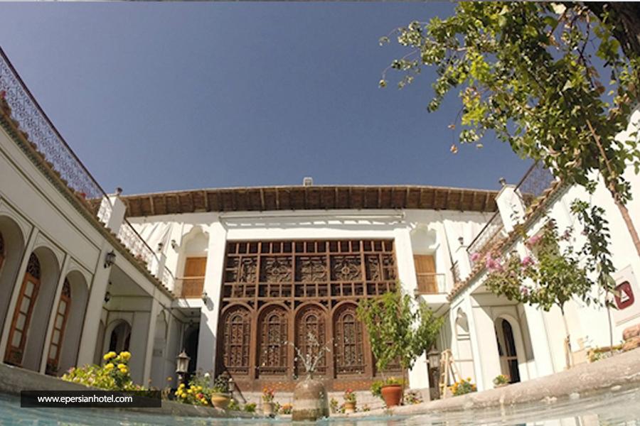 هتل سنتی عتیق اصفهان نما
