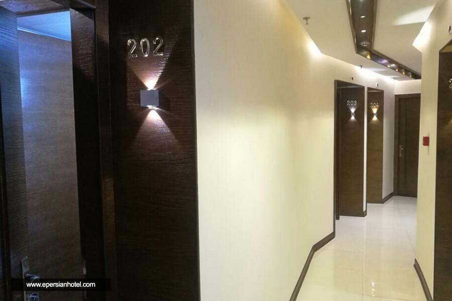 هتل ویانا اصفهان راهرو