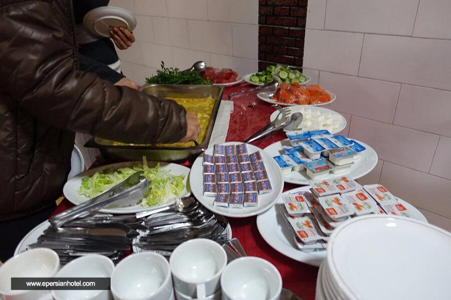 هتل ویانا اصفهان رستوران