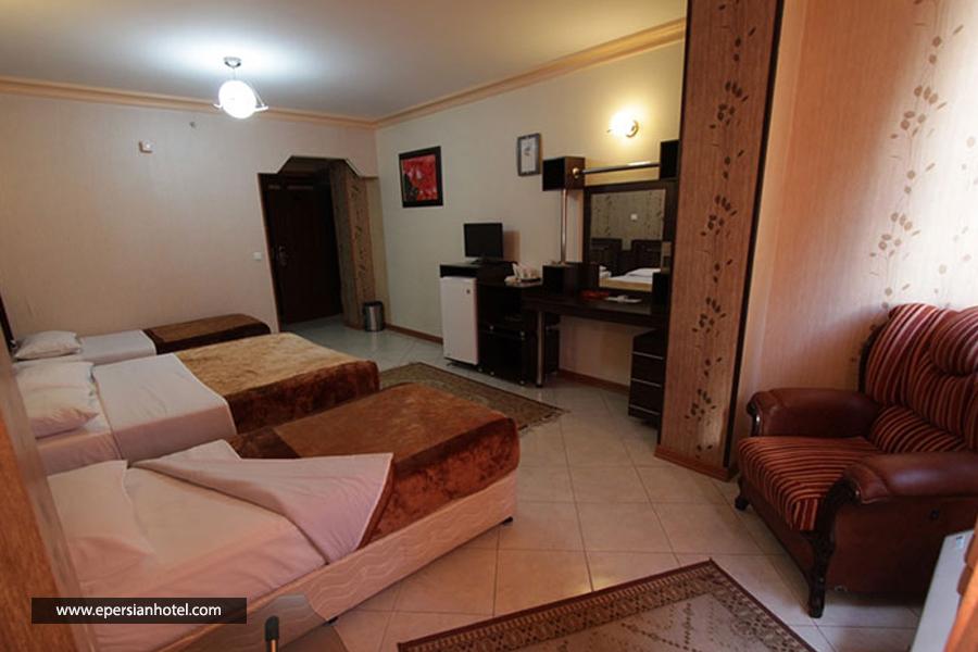 هتل آپارتمان خاتون اصفهان اتاق سه تخته