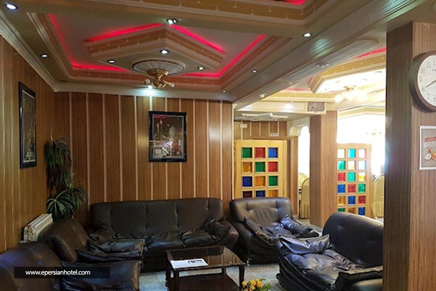 هتل مروارید اصفهان لابی