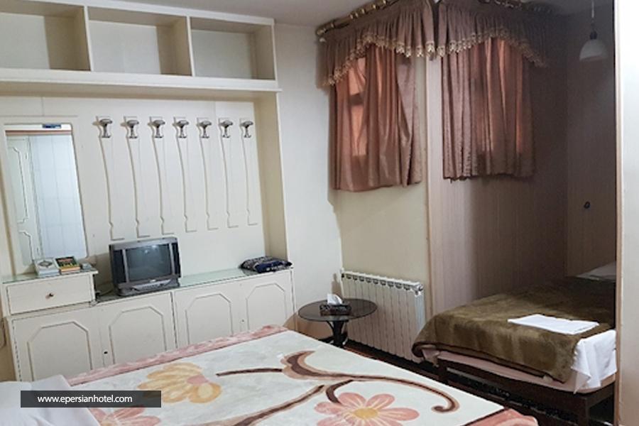 هتل مروارید اصفهان اتاق سه تخته