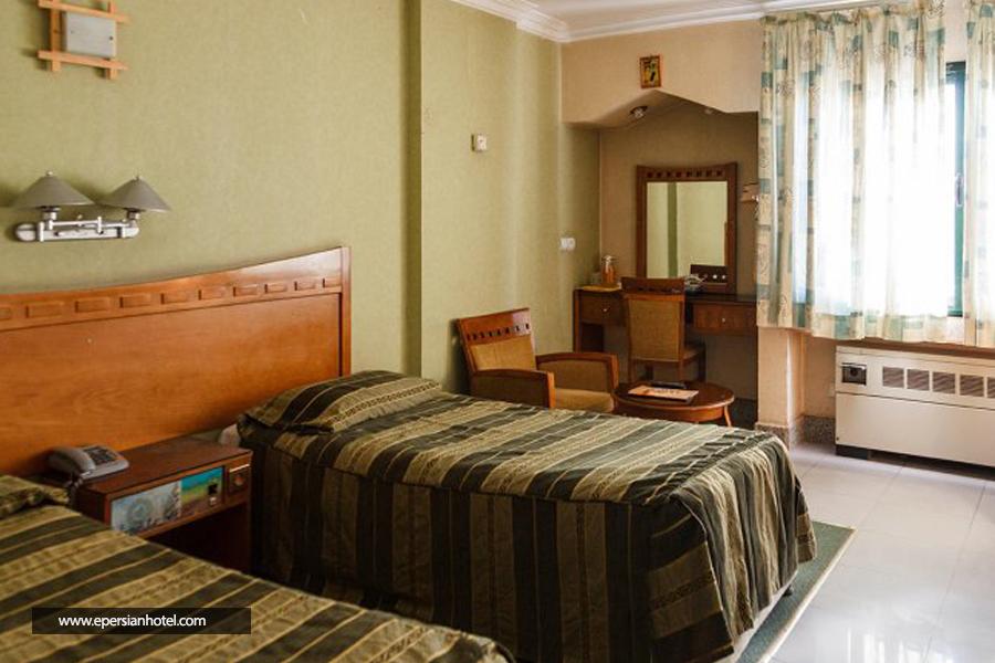 هتل آزادی اصفهان اتاق دو تخته