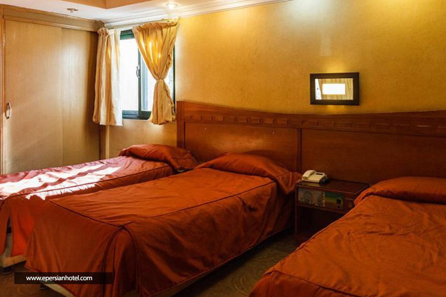 هتل آزادی اصفهان اتاق سه تخته
