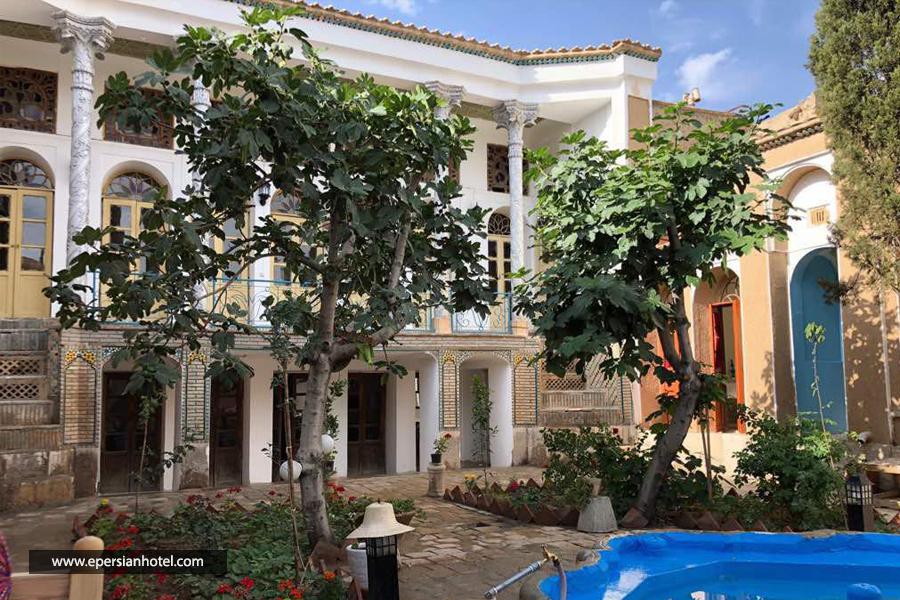 هتل سنتی اشکانی اصفهان نمای بیرونی