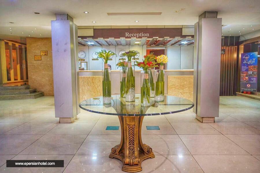 هتل اصفهان اصفهان لابی
