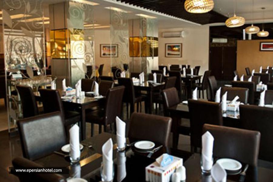 هتل اسپادانا اصفهان رستوران