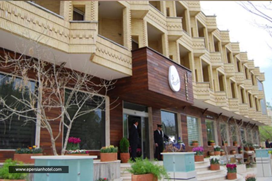 هتل اسپادانا اصفهان نما